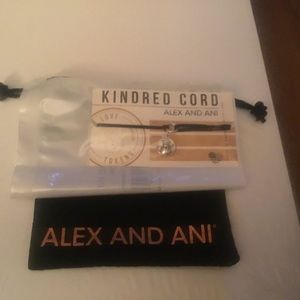Alex & Ani Kindred Cord NWT